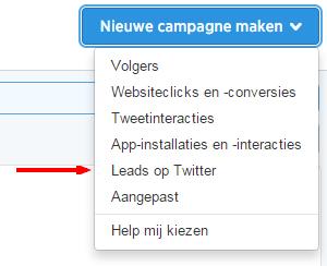 Campagneoverzicht   Twitter Ads