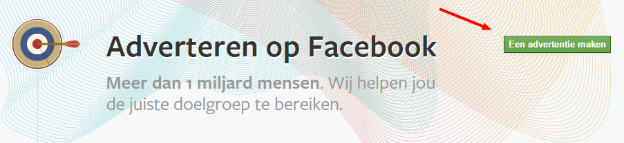 Informatie over adverteren op Facebook