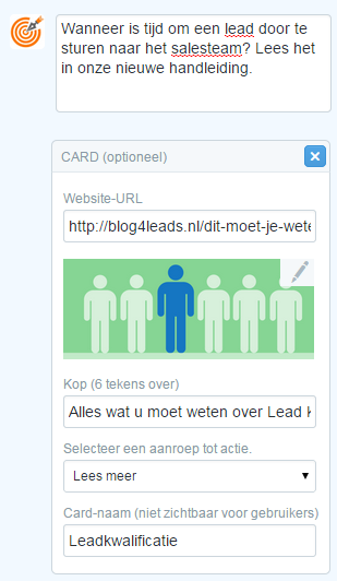 Websiteclicks en  conversies   Twitter Ads