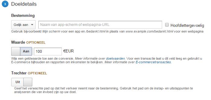 E-mailmarketing KPI in Google Analytics voor e-commerce