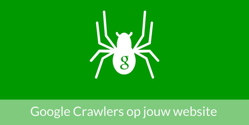 Zo gebruikt Google crawlers om jouw website te indexeren