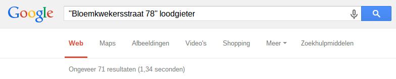 Google Mijn Bedrijf vermeldingen