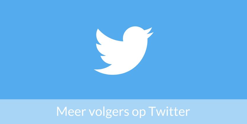 Zo krijg je meer volgers op je bedrijfs-Twitteraccount