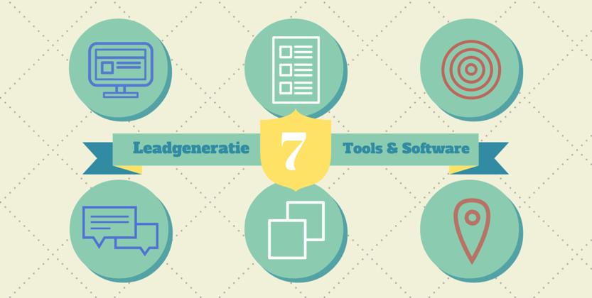 7 Tools en Software Die Helpen Bij Leadgeneratie