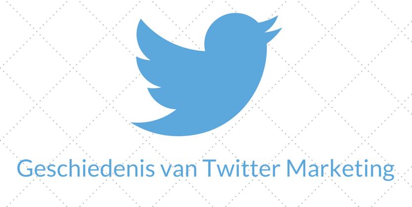 [Infographic] De Geschiedenis van Twitter Ads