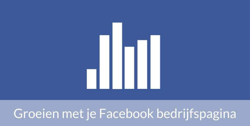 De eerste paar duizend volgers op je Facebook bedrijfspagina